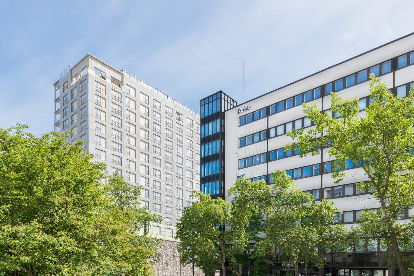 Rubik Office building